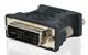 AD-HD15FDVM DVI-A オス-ミニD-sub15ピンオス変換アダプタ